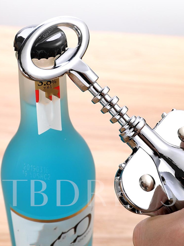 Creative Stainless Steel Red Wine Bottle Openers