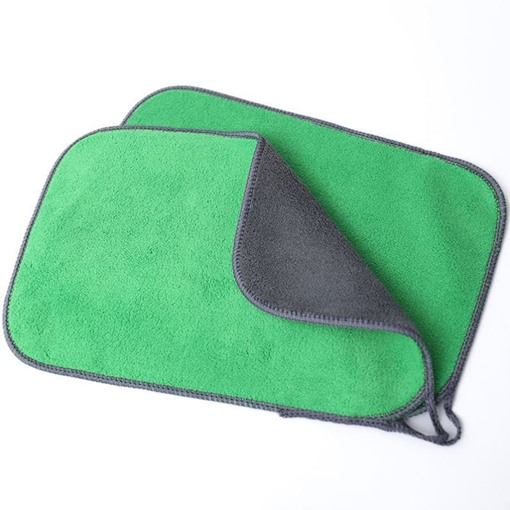 Housekeeping Lint-Free Oil-Free Cleaning Cloths Dish Towel for Kitchen Use