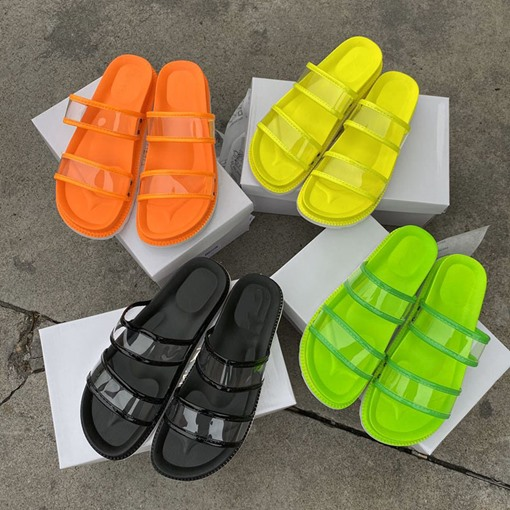 Flip Flop Thread Slip-On Flat With Casual Slippers
