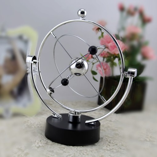 Perpetual Motion Rocker Small Crafts for Desktop Decoration