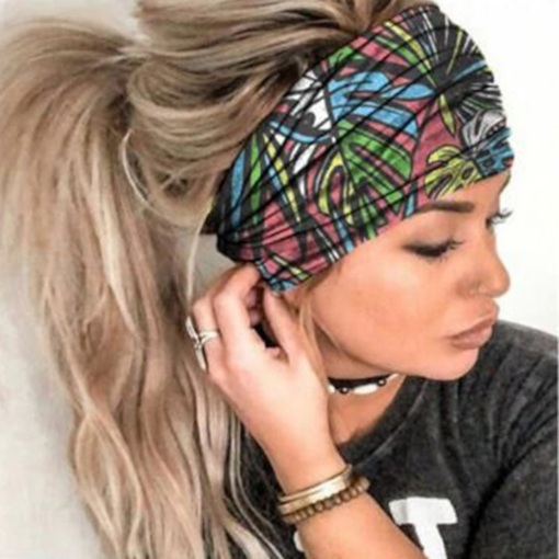 Female Hairband Sports Anniversary Sports Hair Accessories
