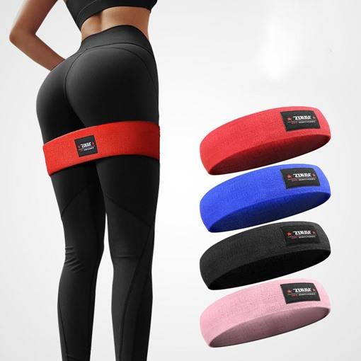 Polyester Cotton Slimming Yoga Belts