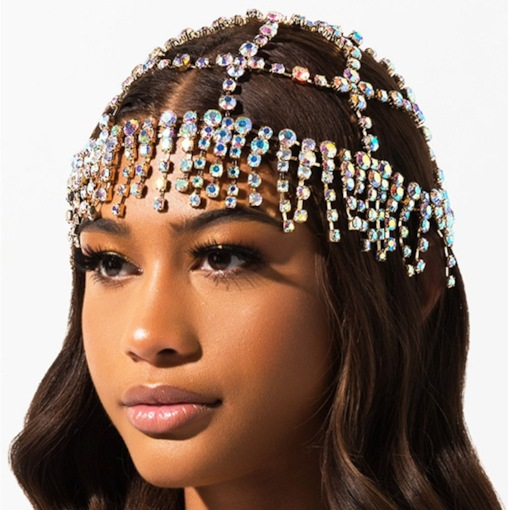 Ethnic Head Chain Tassel Birthday Hair Accessories