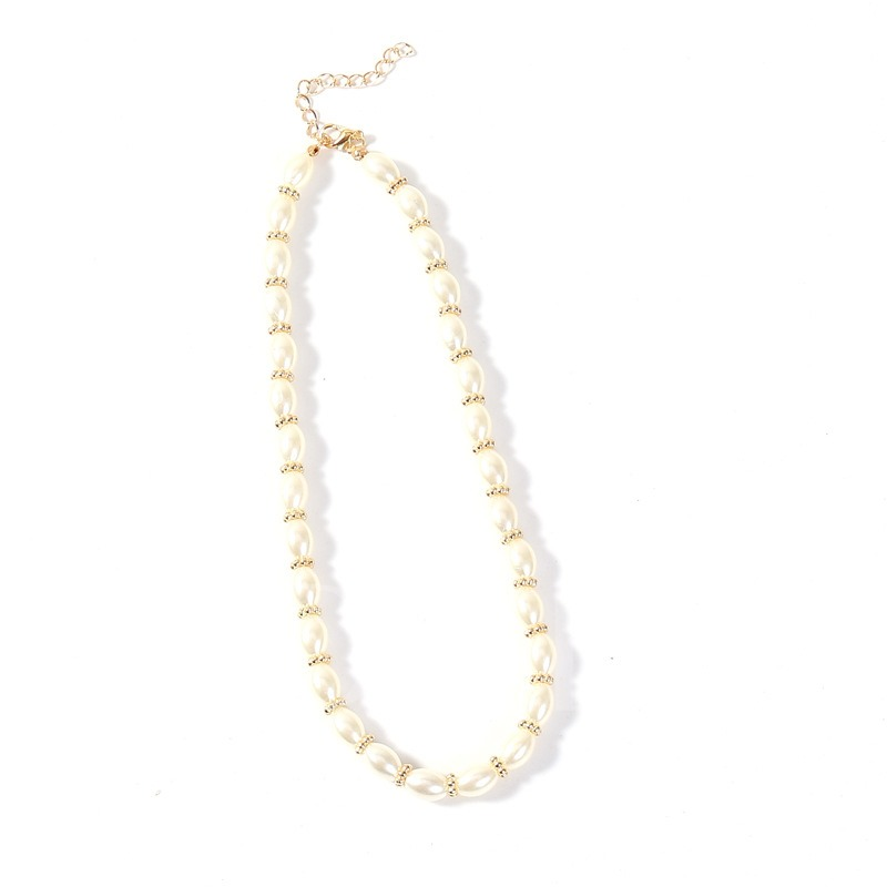 Sweet E-Plating Choker Necklace Female Necklaces