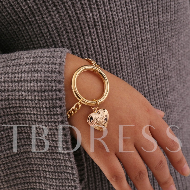 E-Plating Vintage Female Party Bracelets
