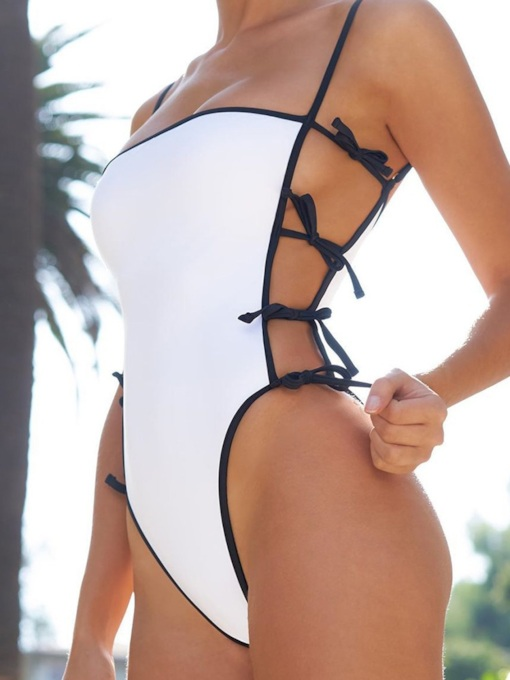 Hot One Piece Women's Swimwear