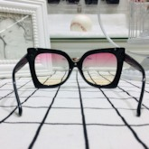 Butterfly Resin Fashion Sunglasses