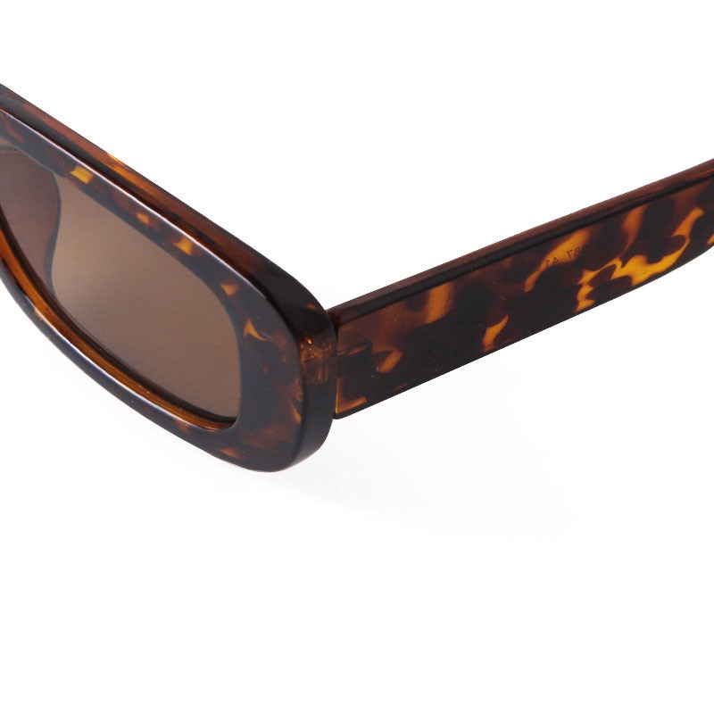 Rectangle Resin Vintage Sunglasses