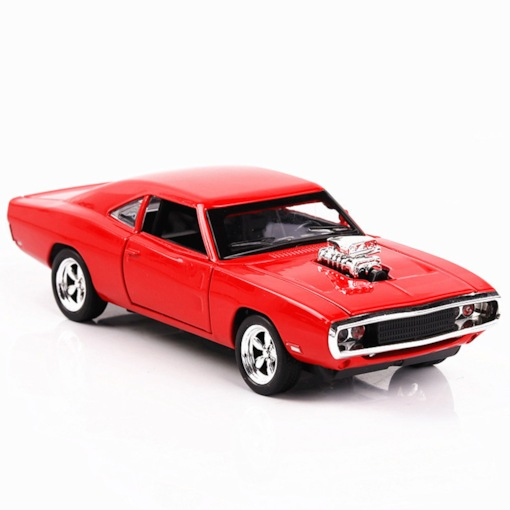 Fast and Furious Dodge Charger Muscle Car Model