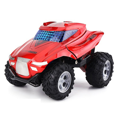Wireless Remote Control Stunt Rollover Car