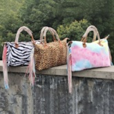 Print Canvas Travelling Bags
