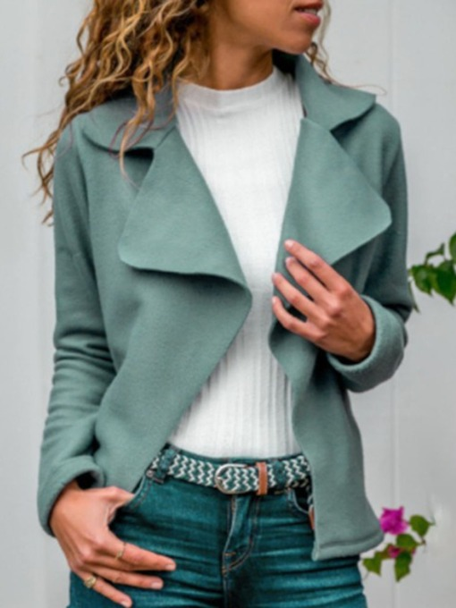 Long Sleeve Slim Regular Women's Jacket