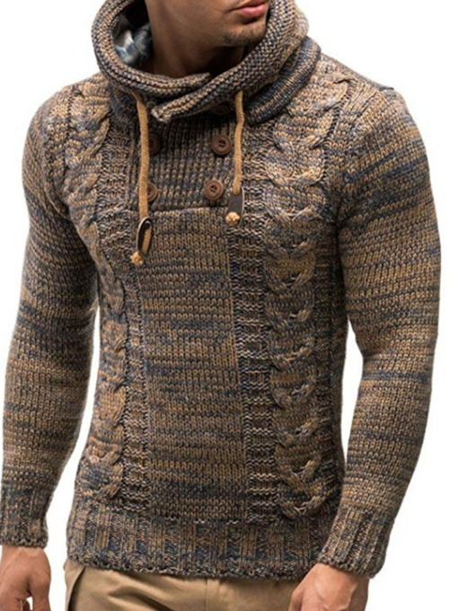 Standard European Men's Sweater