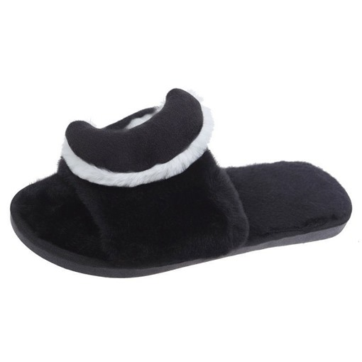Slip-On Flat With Flip Flop Rubber Slippers