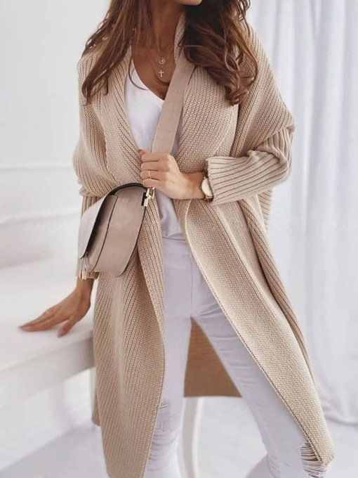 Thick Regular Loose Female's Sweater