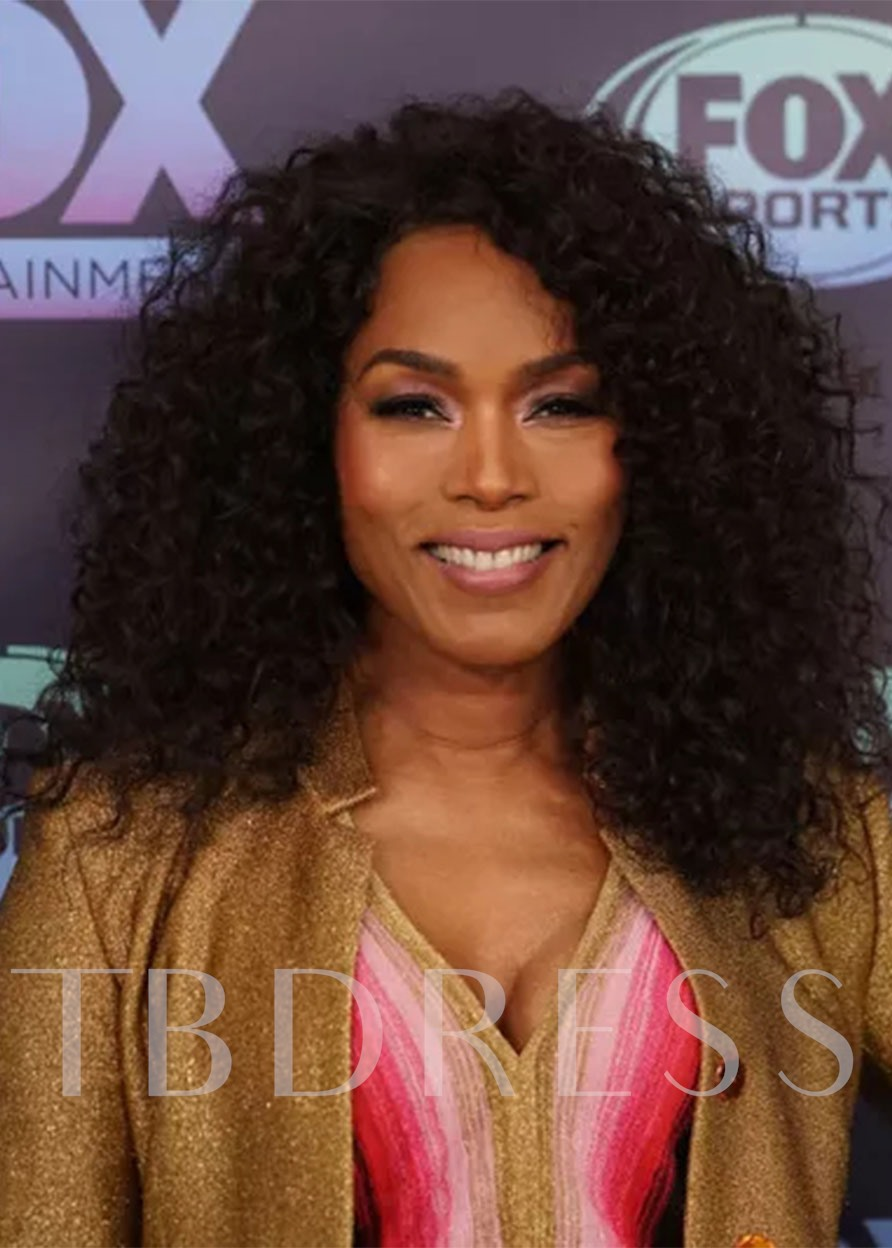 Synthetic Hair Capless Curly 22 Inches Wigs