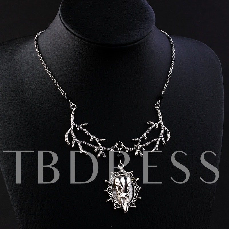 Pendant Vintage E-Plating Unisex Necklaces