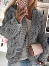 Regular Thick Loose Women's Sweater