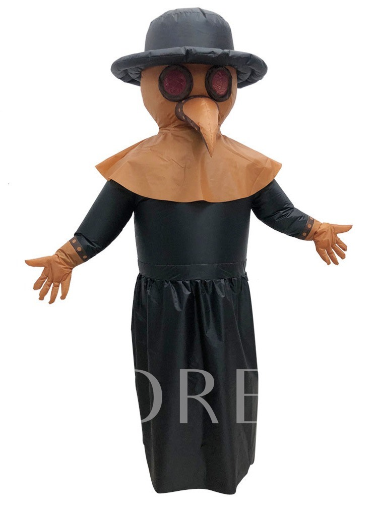 Color Block Western Classic Halloween Women's Costumes