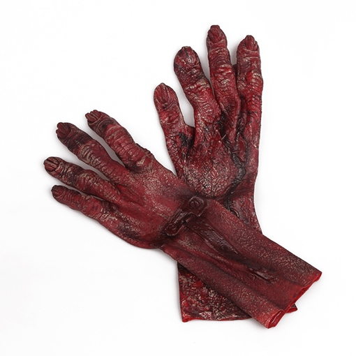 European Fall Halloween Gloves