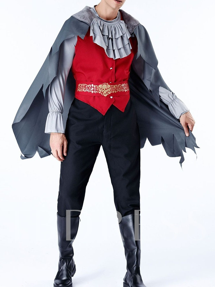 Classic Halloween Long Sleeve Men's Costumes
