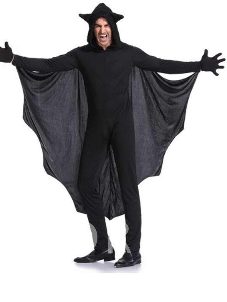 Plain Classic Halloween Long Sleeve Men's Costumes