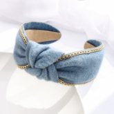 Hairband Plain Korean Party Hair Accessories