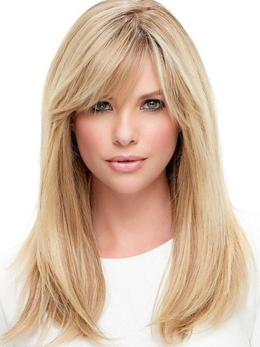 Capless Synthetic Hair 22 Inches Wigs