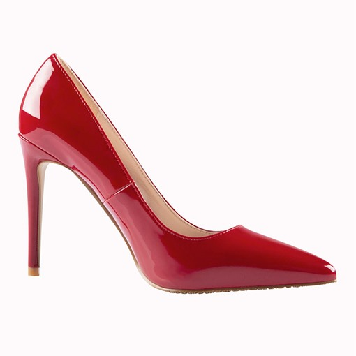 Pointed Toe Stiletto Heel Low-Cut Upper Thin Shoes