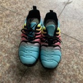 Low-Cut Upper Lace-Up Round Toe Outdoor Sneakers