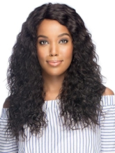 Curly Women Human Hair 22 Inches Wigs