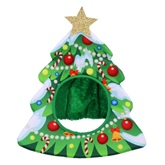 Cloth Christmas Colorful Decoration Supplies