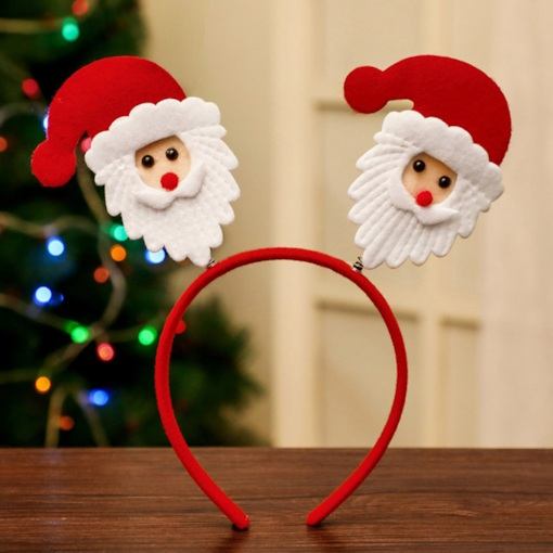 Cute Cloth Christmas Decoration Supplies
