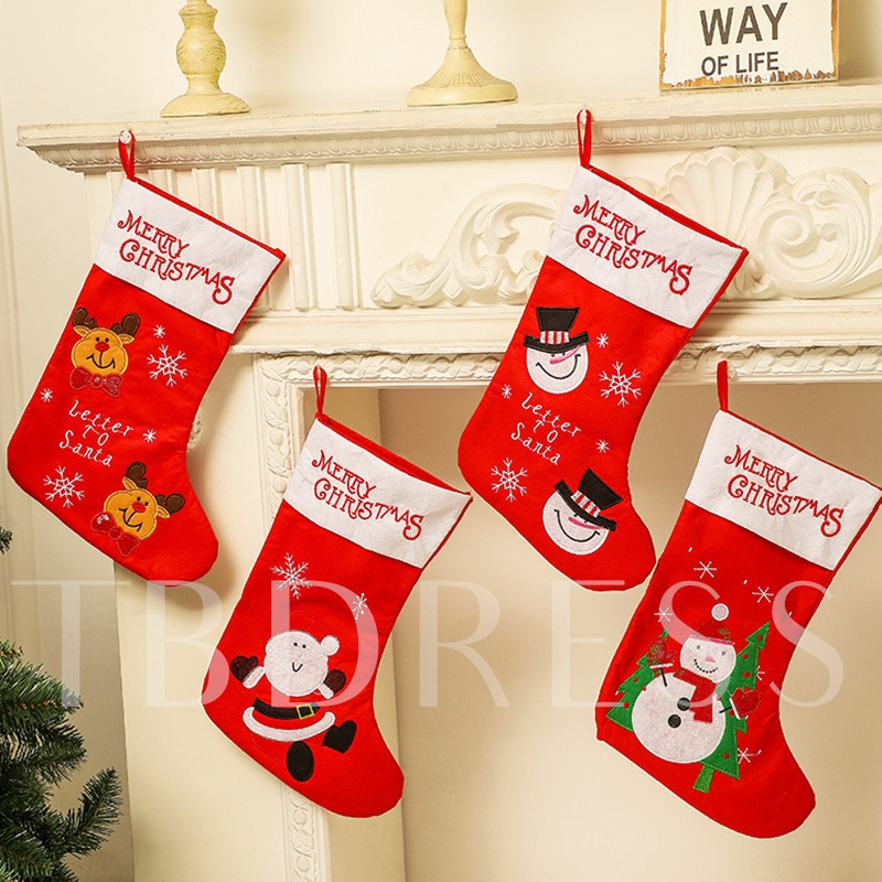 Letter Christmas Decoration Supplies