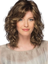 Capless Synthetic Hair 18 Inches Wigs