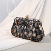Rectangle Versatile Polyester Clutches & Evening Bags