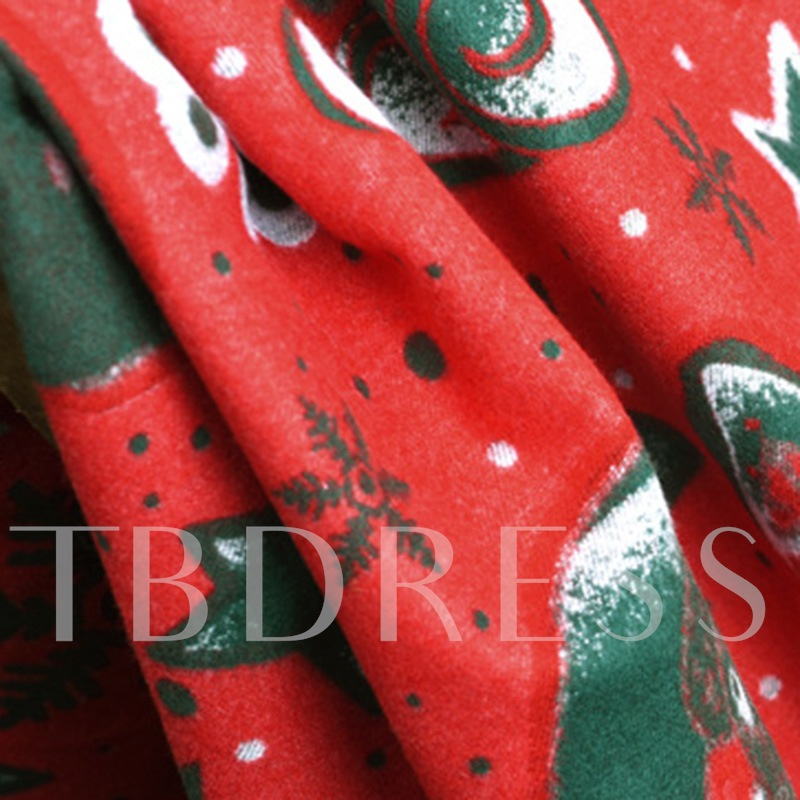 Polyester Geometric Christmas Decoration Supplies