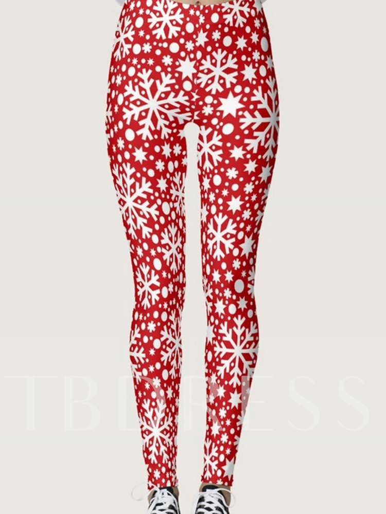 Christmas Western Geometric Women's Leggings