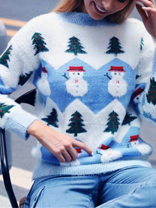 Christmas Regular Regular Standard Women's Sweater