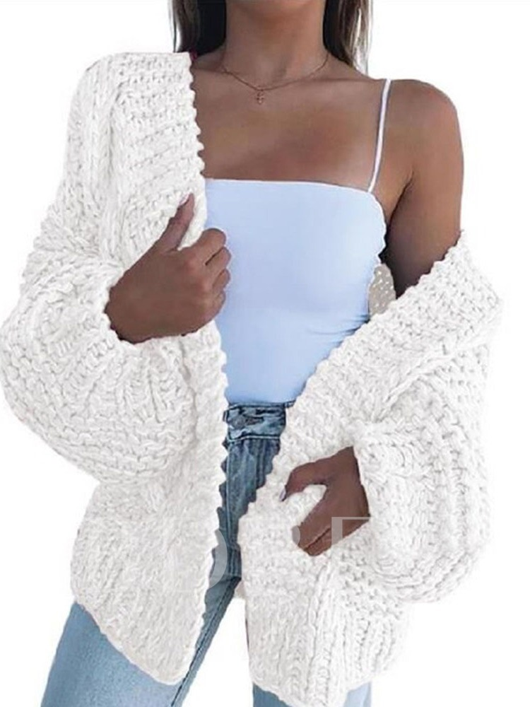 Patchwork Thin Winter Women's Sweater