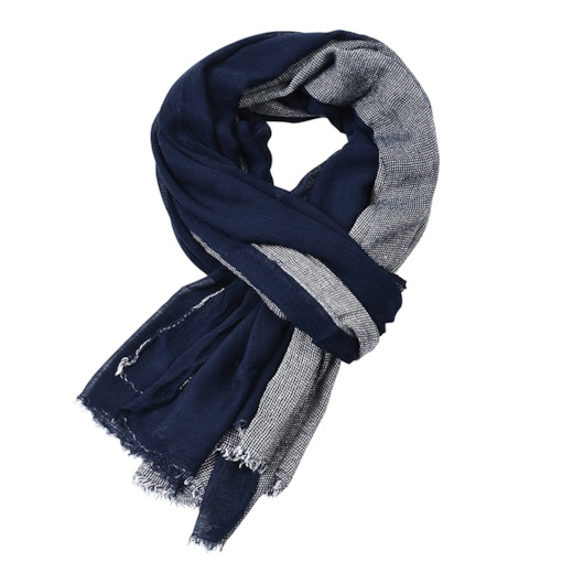 Scarf Casual Color Block Scarves