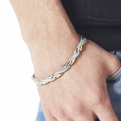 Geometric European Male Bracelets