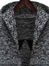 Thick Patchwork Winter Women's Sweater