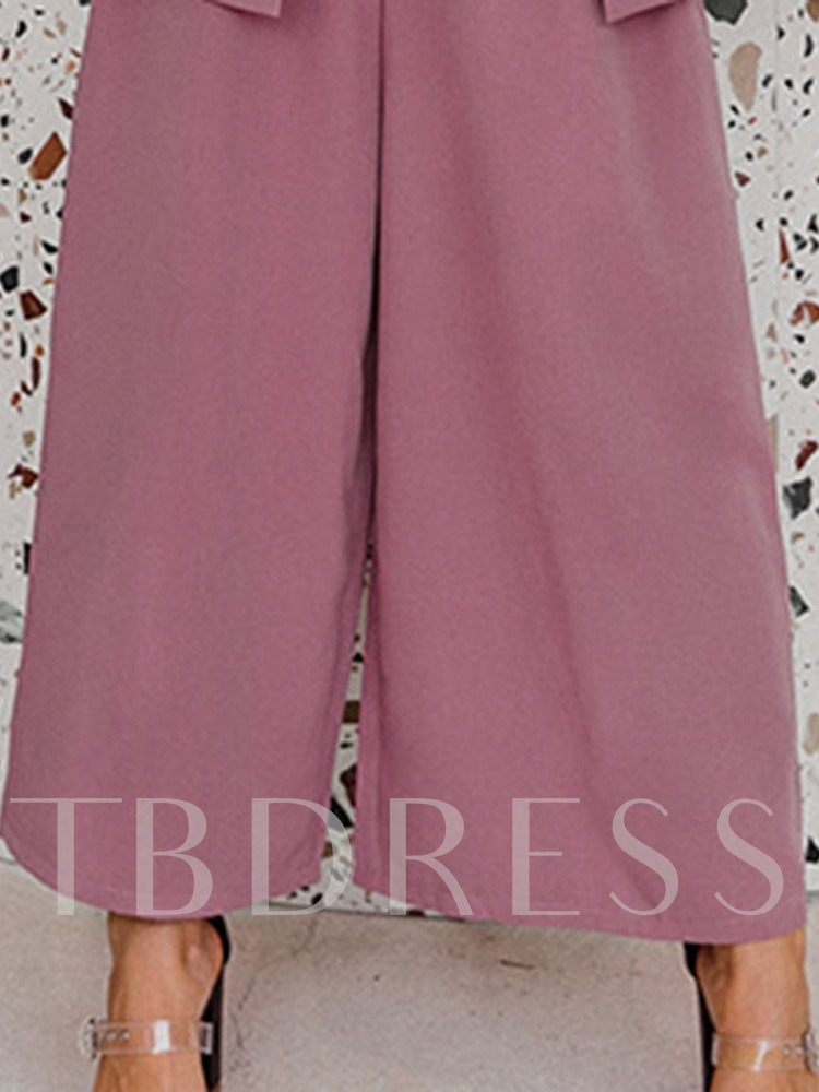 Pants Fashion Full Length Women's Suit