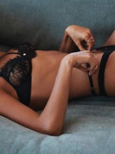 Lace Floral Three-Point Lace Sexy Bra Sets