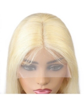 613 Straight Hair Wig Human Hair Lace Front Wigs Pre Plucked T Part Lace 150% 26 Inches Wigs