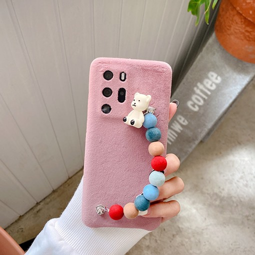 Cell Phone Back Cover Silicon Chain Apple Mobile Phone Covers