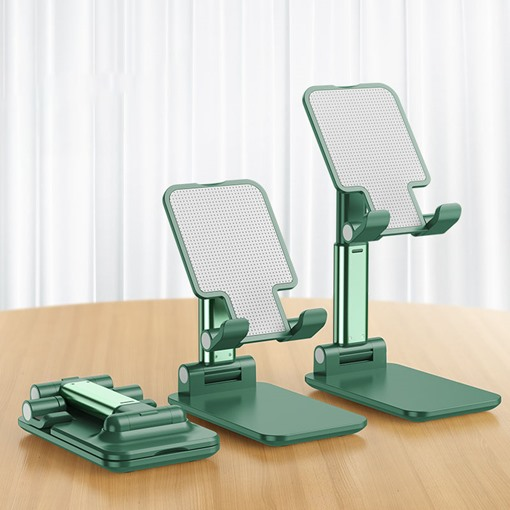 Adjustable Foldable ABS Mobile Phone Holders & Stands