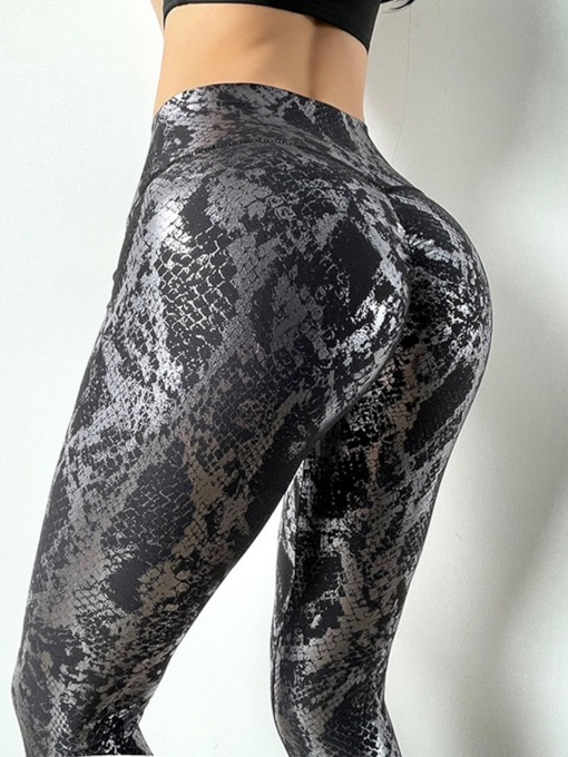 Anti-Sweat High Waisted Ankle Length Women's Tiktok Leggings