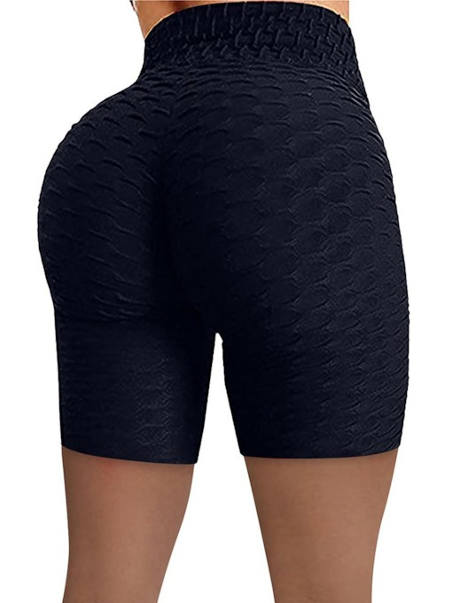 Breathable High Waisted Women's Sports Shorts Pants High Waisted Tiktok Leggings